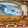 Sede de la Asamblea suiza, el parlamento nacional, en Berna. / Hansjörg Keller, Unsplash CC